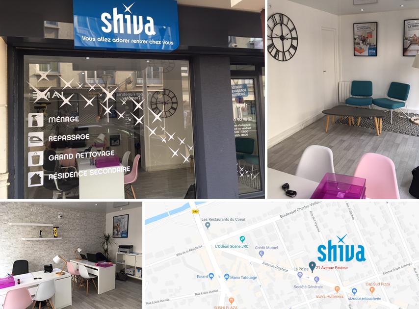 Nouvelle agence Shiva à Tremblay en France