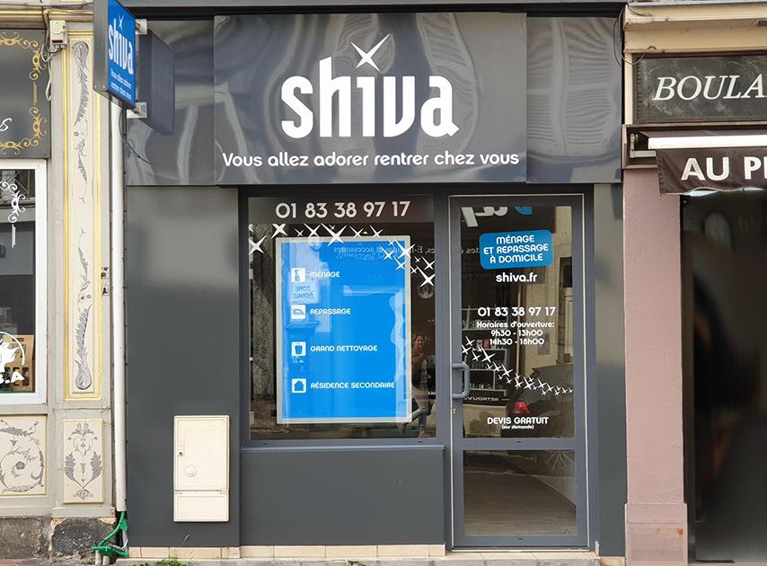 Une nouvelle agence Shiva à Meaux