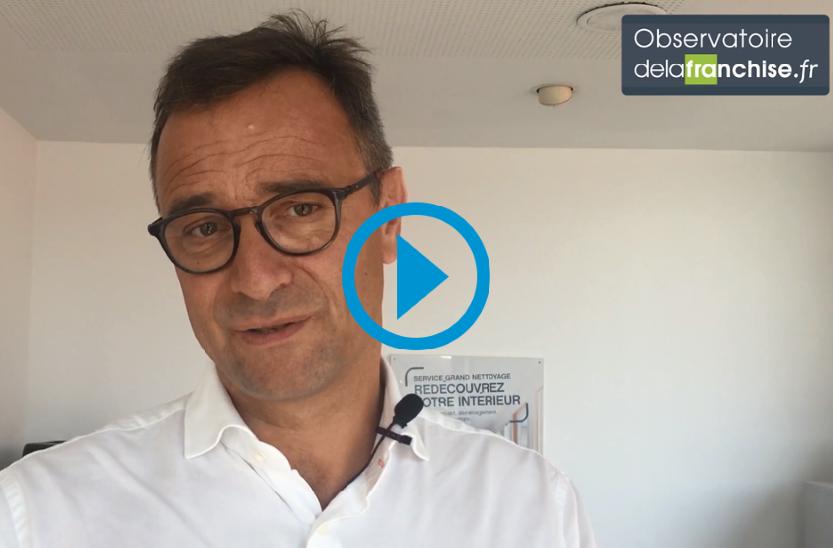 Vincent Herlin, partenaire Shiva Trouville et le Havre en interview pour l'Observatoire de la Franchise